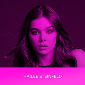 RDMA 2017 Winner - BREAKOUT ARTIST OF THE YEAR - Hailee Steinfeld