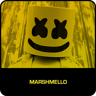 RDMA 2018 Winner - BREAKOUT ARTIST OF THE YEAR - Marshmello