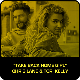 "RDMA 2018 Winner - RADIO DISNEY COUNTRY FAVORITE SONG - ""Take Back Home Girl"" by Chris Lane & Tori Kelly"
