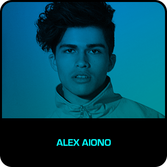 RDMA 2018 Winner - FAVORITE SOCIAL MUSIC ARTIST - Alex Aiono