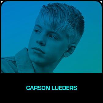 RDMA 2018 Winner - FAVORITE SOCIAL MUSIC ARTIST - Carson Lueders