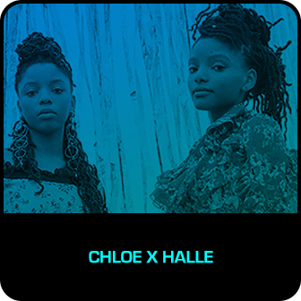 RDMA 2018 Winner - FAVORITE SOCIAL MUSIC ARTIST - Chloe x Halle