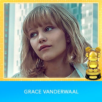 RDMA 2017 Winner - INTERNATIONAL - BEST NEW ARTIST - Grace Vanderwaal