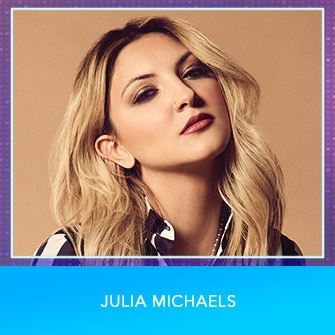 RDMA 2017 Nominee - BEST NEW ARTIST - Julia Michaels