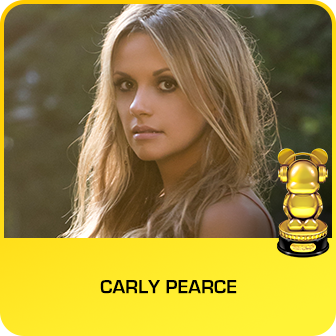 RDMA 2018 Winner - RADIO DISNEY COUNTRY BEST NEW ARTIST - Carly Pearce