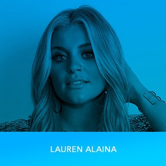 RDMA 2017 Winner - COUNTRY BEST NEW ARTIST - Lauren Alaina