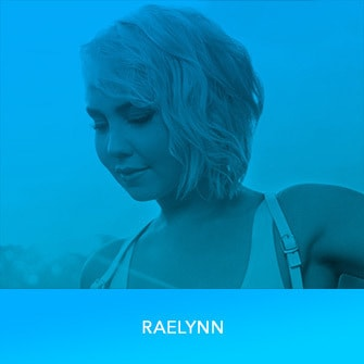 RDMA 2017 Winner - COUNTRY BEST NEW ARTIST - RaeLynn