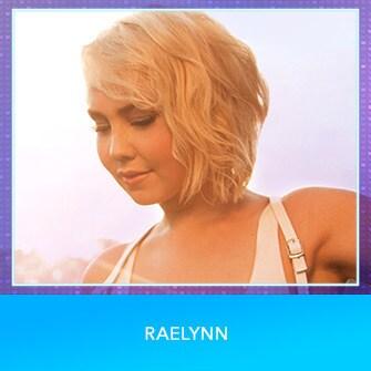 RDMA 2017 Nominee - COUNTRY BEST NEW ARTIST - RaeLynn