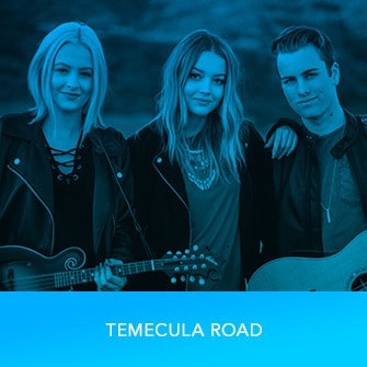 RDMA 2017 Winner - COUNTRY BEST NEW ARTIST - Temecula Road