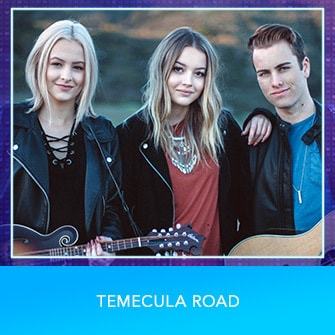 RDMA 2017 Nominee - COUNTRY BEST NEW ARTIST - Temecula Road