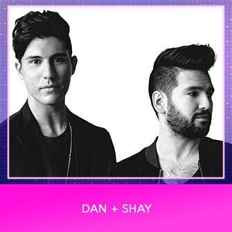 RDMA 2017 Nominee - COUNTRY FAVORITE ARTIST - Dan + Shay