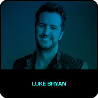 RDMA 2018 Winner - RADIO DISNEY COUNTRY FAVORITE ARTIST - Luke Bryan