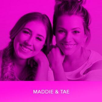RDMA 2017 Winner - COUNTRY FAVORITE ARTIST - Maddie & Tae