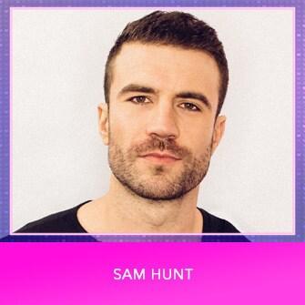 RDMA 2017 Nominee - COUNTRY FAVORITE ARTIST - Sam Hunt
