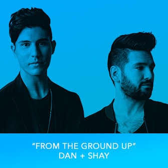"RDMA 2017 Winner - COUNTRY FAVORITE SONG - ""From The Ground Up"" by Dan + Shay"