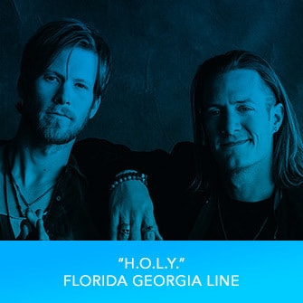 "RDMA 2017 Winner - COUNTRY FAVORITE SONG - ""H.O.L.Y."" by Florida Georgia Line"