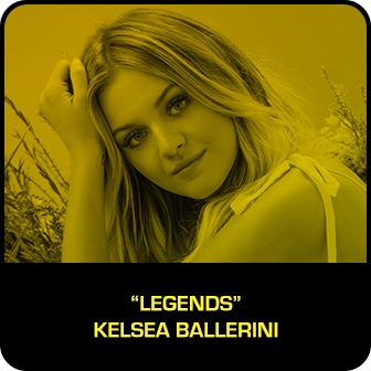 "RDMA 2018 Winner - RADIO DISNEY COUNTRY FAVORITE SONG - ""Legends"" by Kelsea Ballerini"