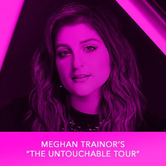 "RDMA 2017 Winner - FAVORITE TOUR - Meghan Trainor's ""The Untouchable Tour"""