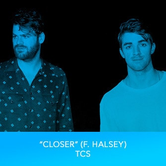 "RDMA 2017 Winner - SONG OF THE YEAR - ""Closer (f. Halsey)"" by TCS"