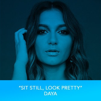 "RDMA 2017 Winner - SONG OF THE YEAR - ""Sit Still, Look Pretty"" by Daya"