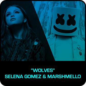 "RDMA 2018 Winner - SONG OF THE YEAR - ""Wolves"" by Selena Gomez & Marshmello"