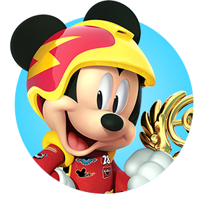Mickey and the Roadster Racers