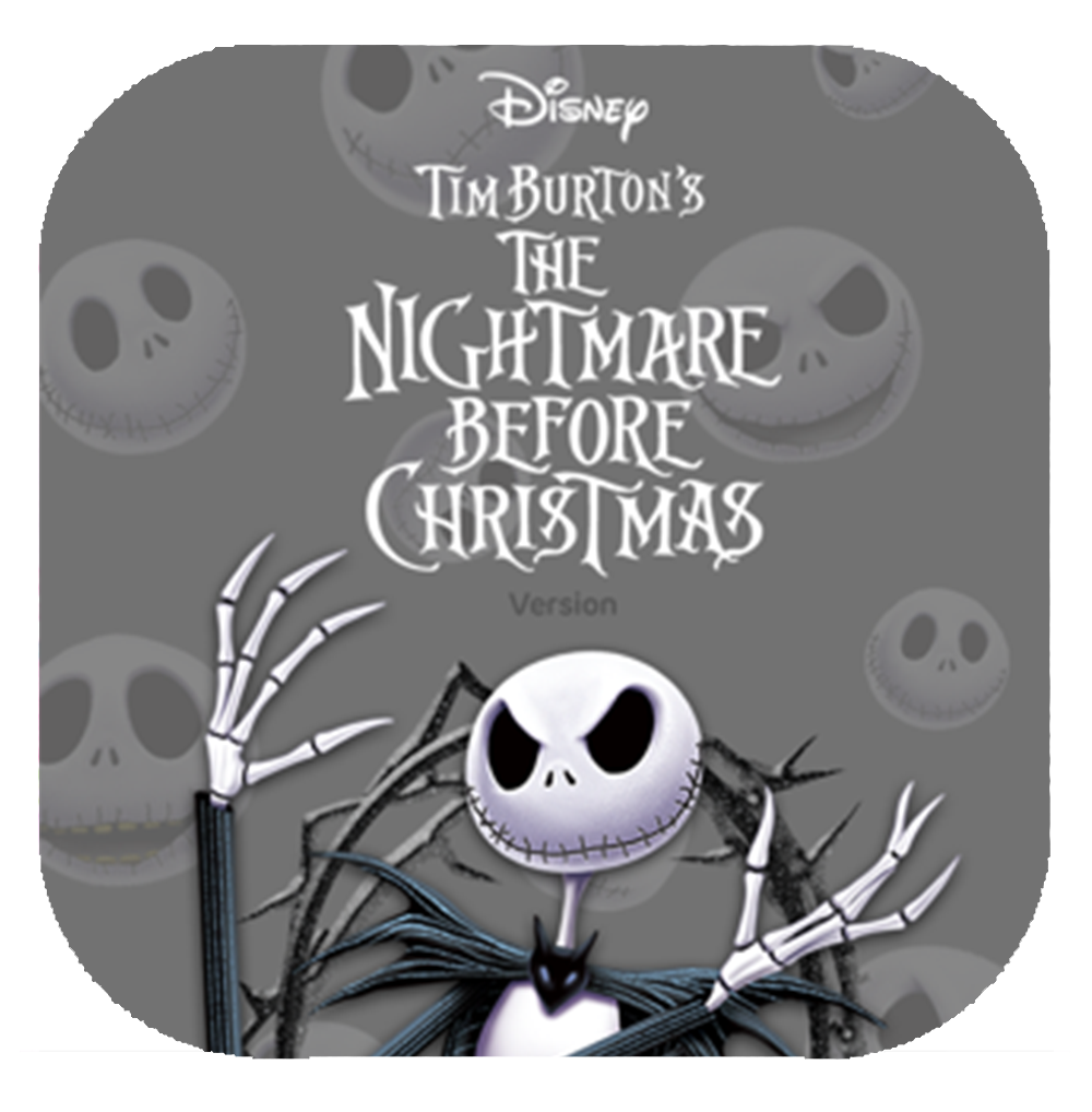 Stickers | The Nightmare Before Christmas (Jack)