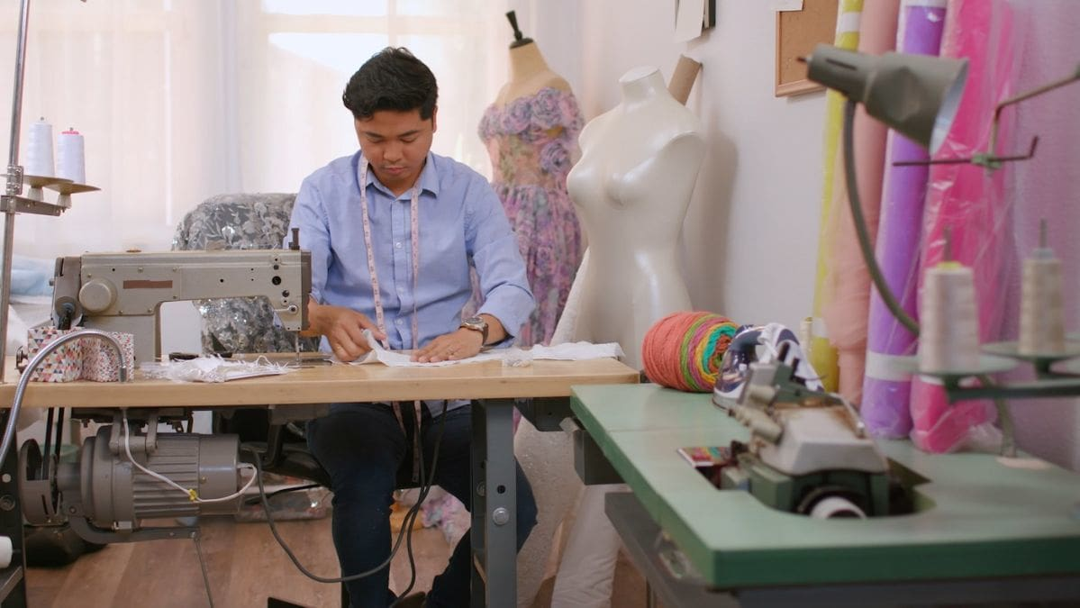 How One Dad Turned a Hobby Into a Career Through Disney Princess-Inspired Dresses