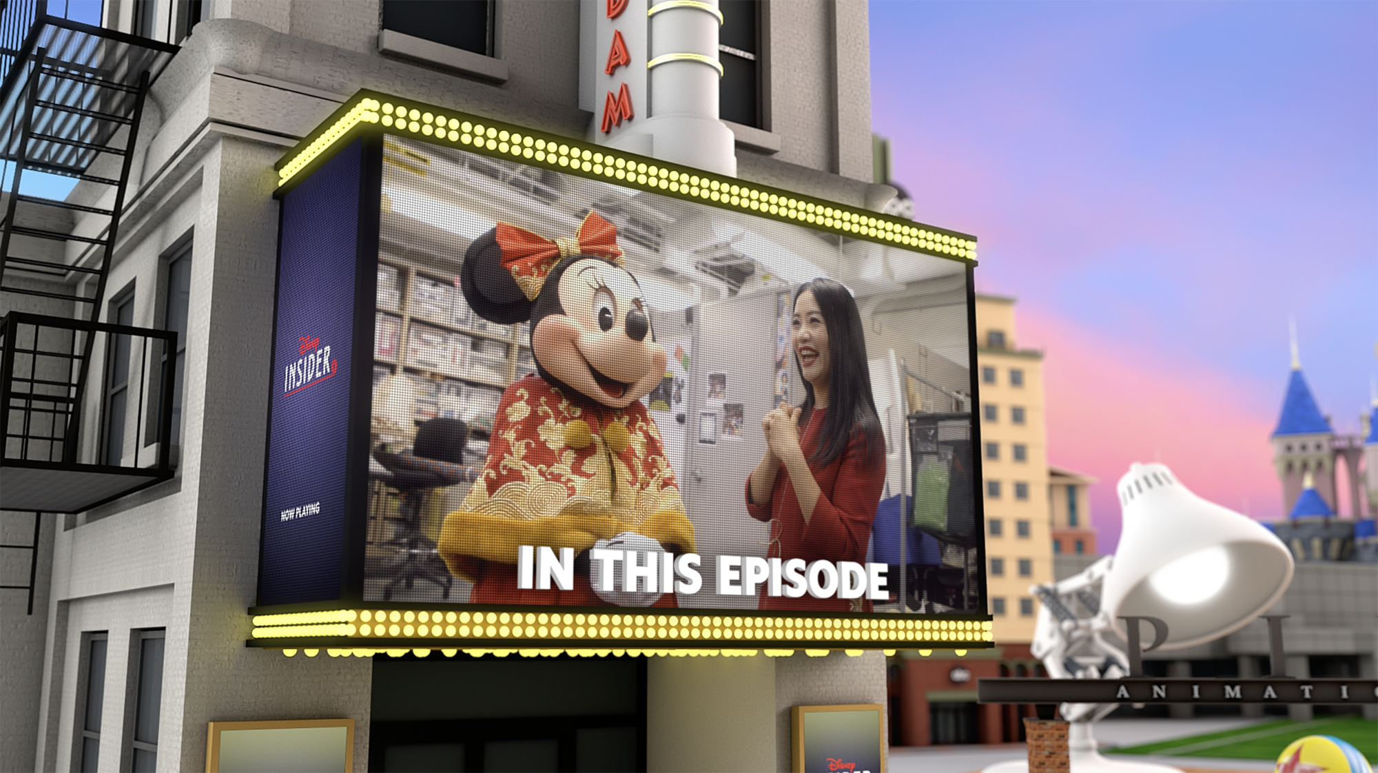 New Amsterdam - Disney Insider