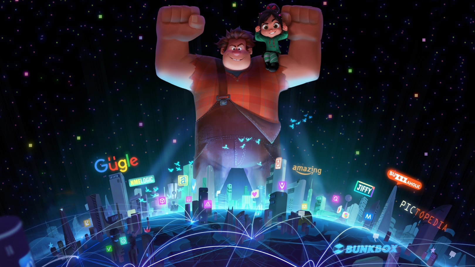 Ralph Breaks the Internet showcase image 4