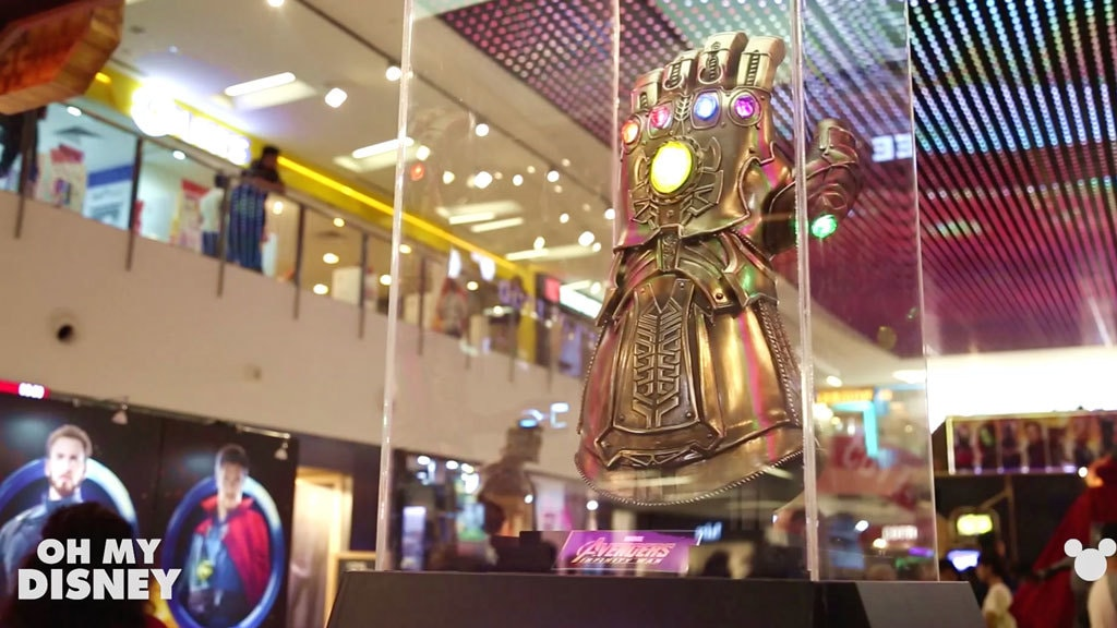 Disney Insider - Marvel Studios' Avengers: Infinity War - NEX Event Coverage