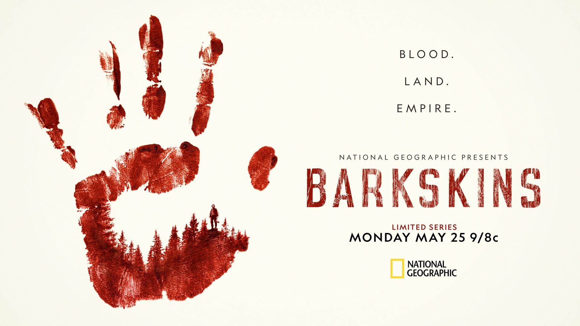 Barskins Horizontal poster