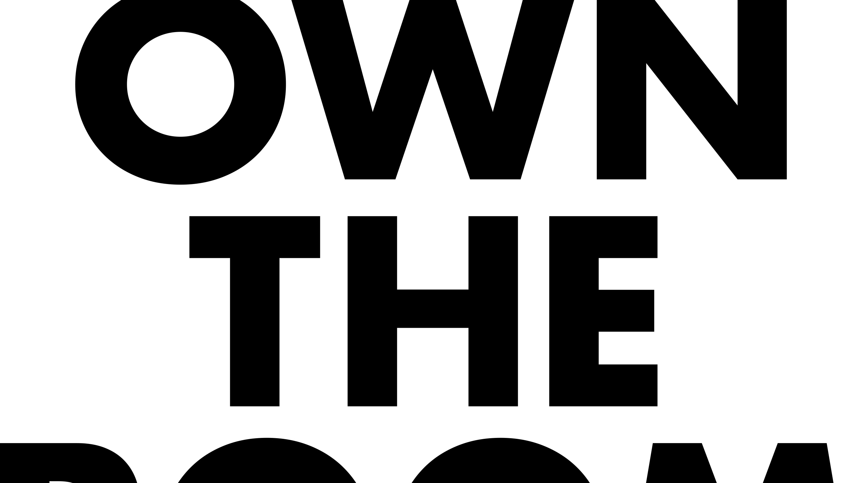 Own the Room Logo