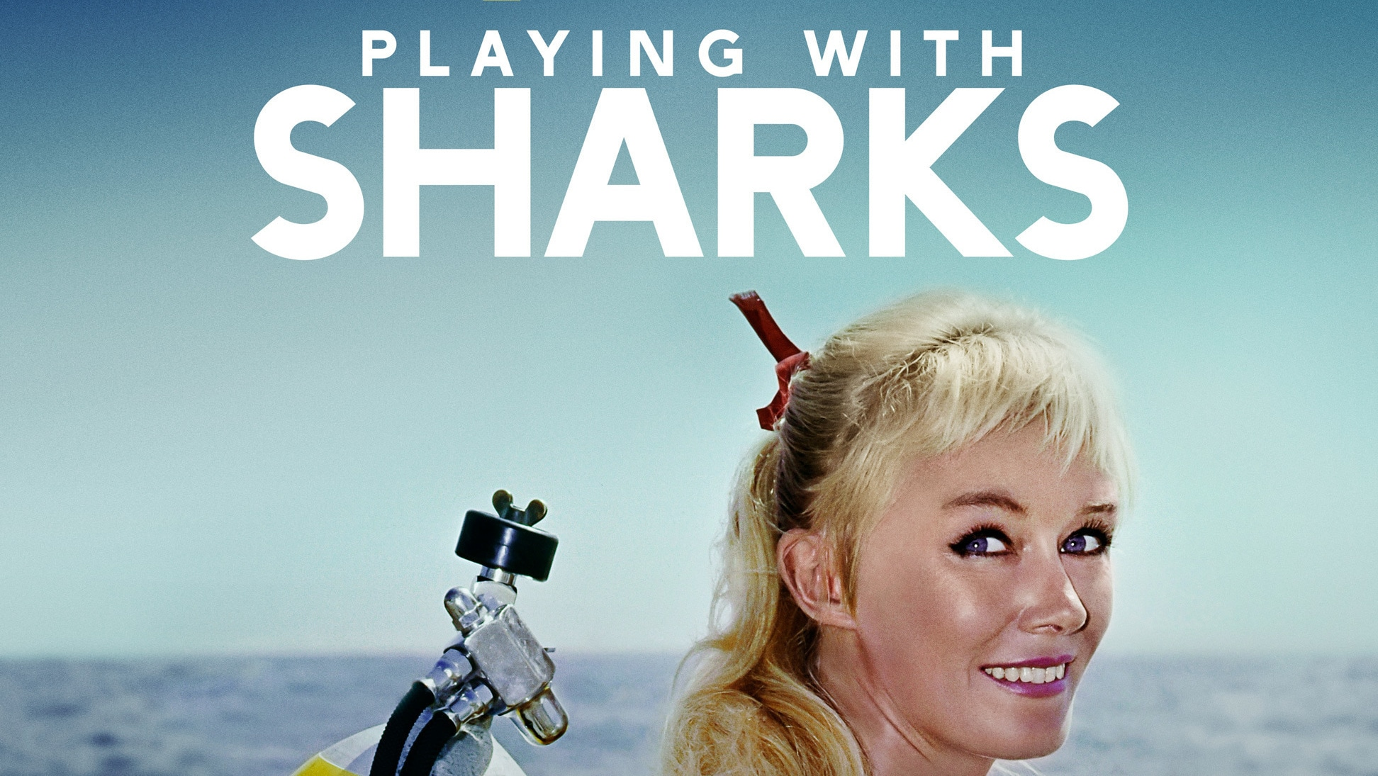 Playing with Sharks Key Art - Vertical