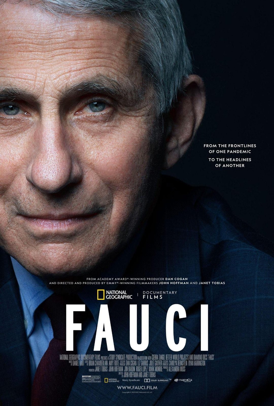 Fauci poster
