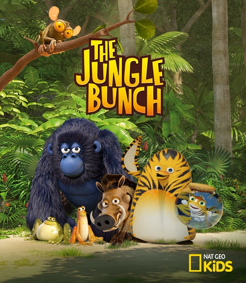 JUNGLE BUNCH (NGK)