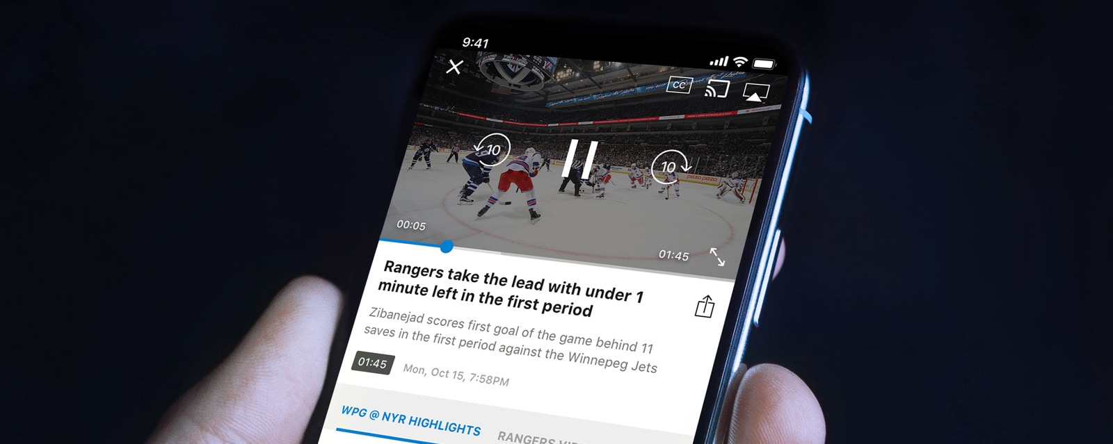 Disney Streaming Services and NHL Introduce New Digital Experiences for Hockey Fans