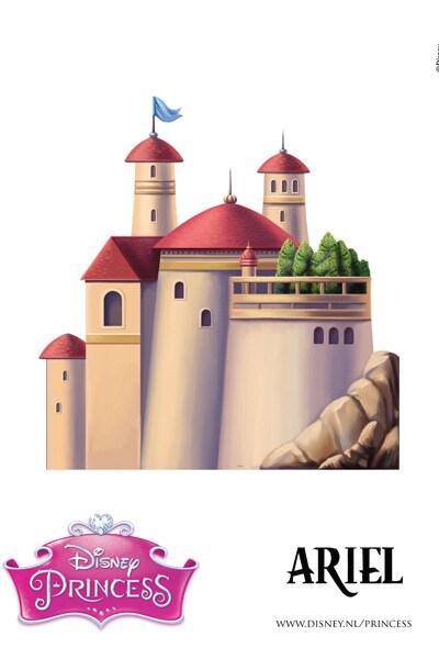 Het kasteel van Ariël