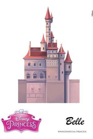 Het kasteel van Belle