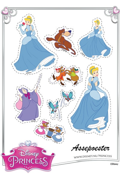 Assepoester Stickers