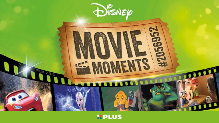 Disney Media Sales & Partnerships | Plus Retail & Disney Movie Moments