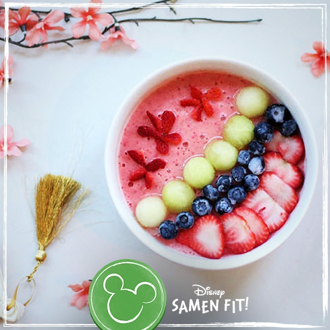 Mulan Smoothiebowl