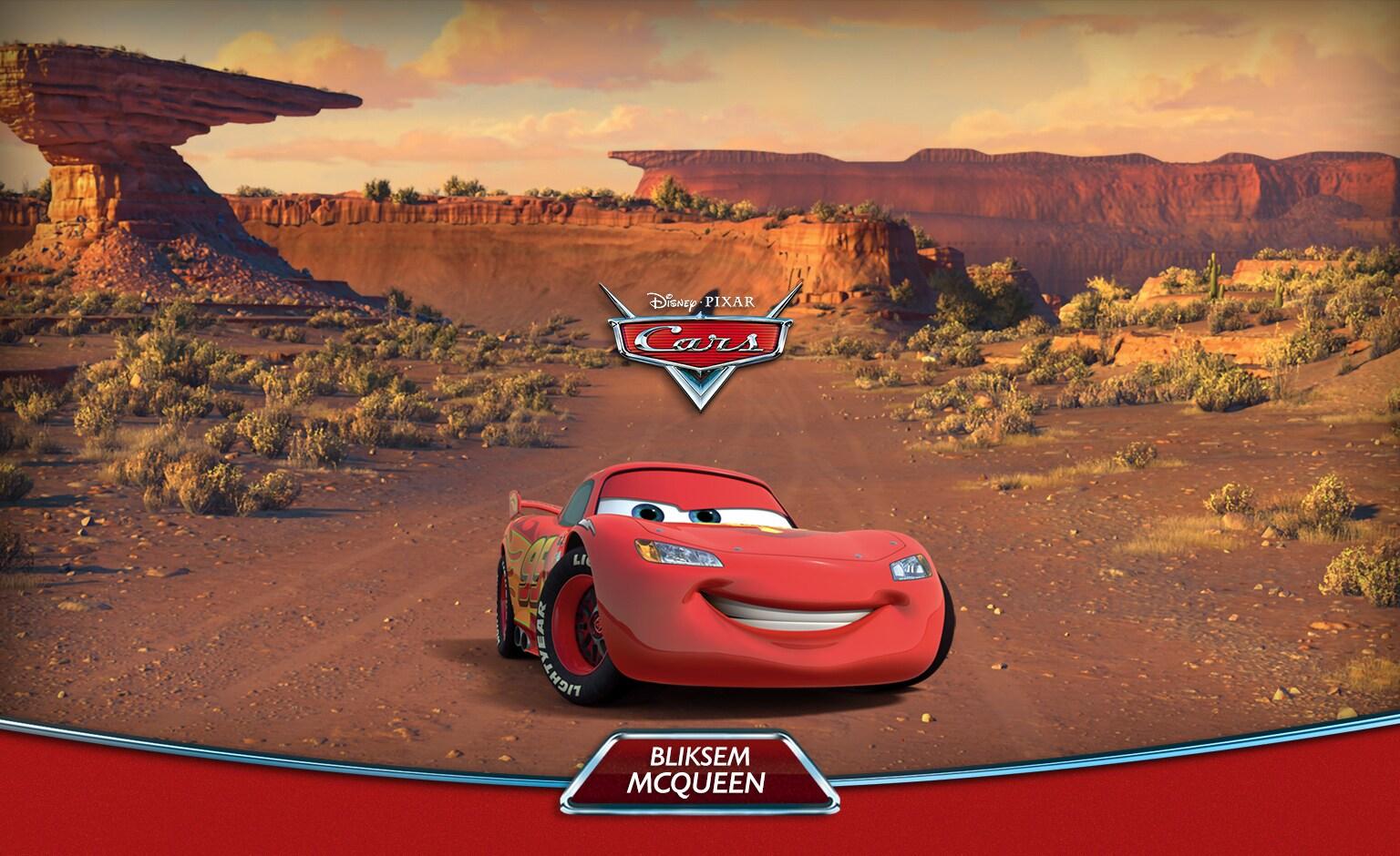 BENL McQueen Character Flex hero