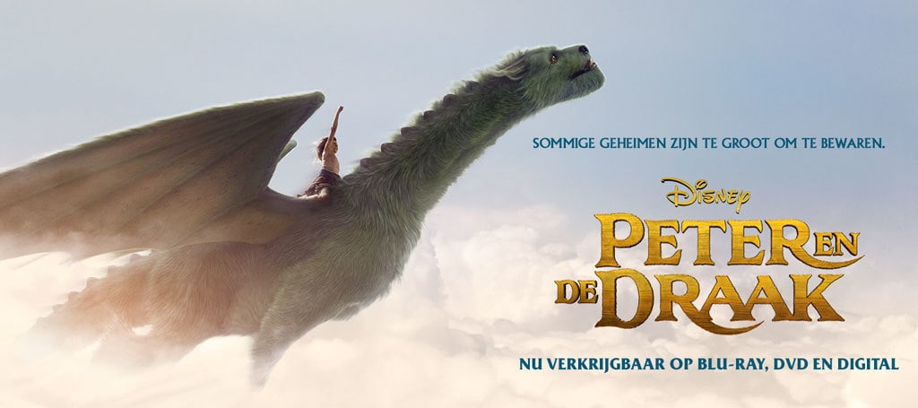 Peter en de Draak Flex hero
