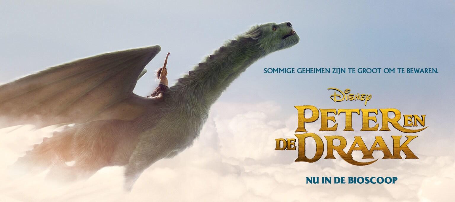 Peter en de Draak Flex hero