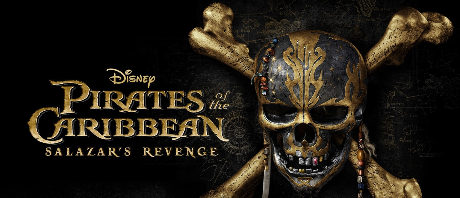 Pirates Of The Caribbean Salazars Revenge Movies