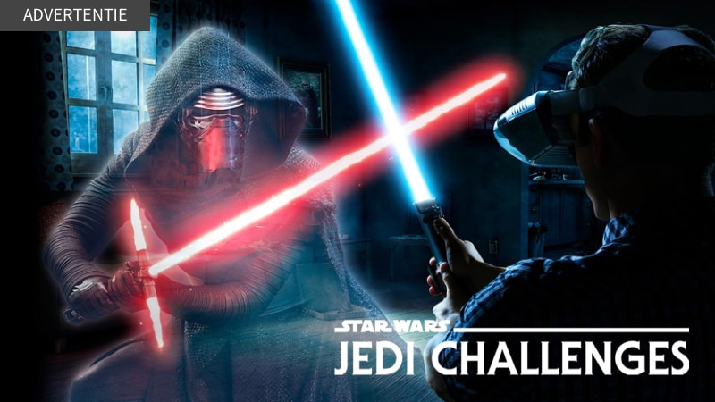 Laat de Jedi in je ontwaken