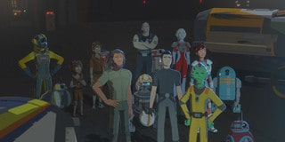 "Bucket's List Extra: 7 Fun Facts from ""No Escape: Part 2"" – Star Wars Resistance"