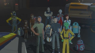 """Bucket's List Extra: 7 Fun Facts from """"No Escape: Part 2"""" – Star Wars Resistance"""
