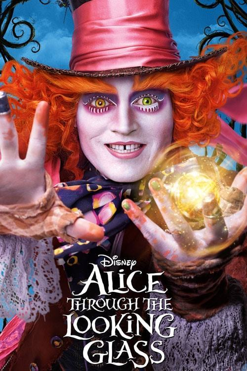 Alice – Gjennom Speilet